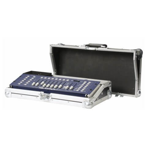 Lighting Desk Flightcase 3U suitable for small lighting desk