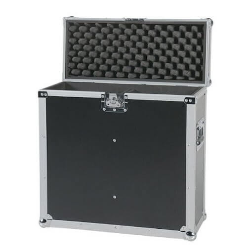 DAP Flightcase for 2 x Scanner