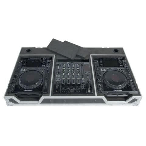 DJ Flightcase for Pioneer/Gemini