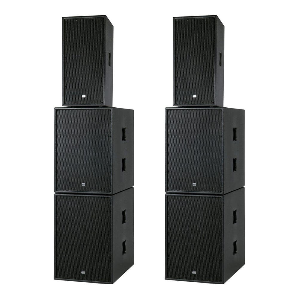 DAP Audio Clubmate III 1800W Active PA System