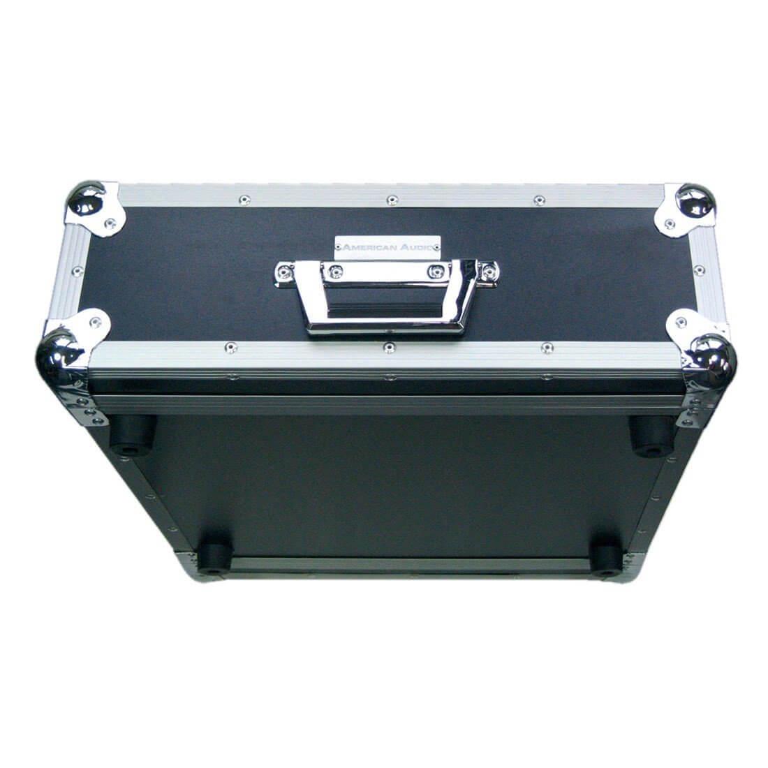 Accu-Case 2u Flightcase Double Door Rack