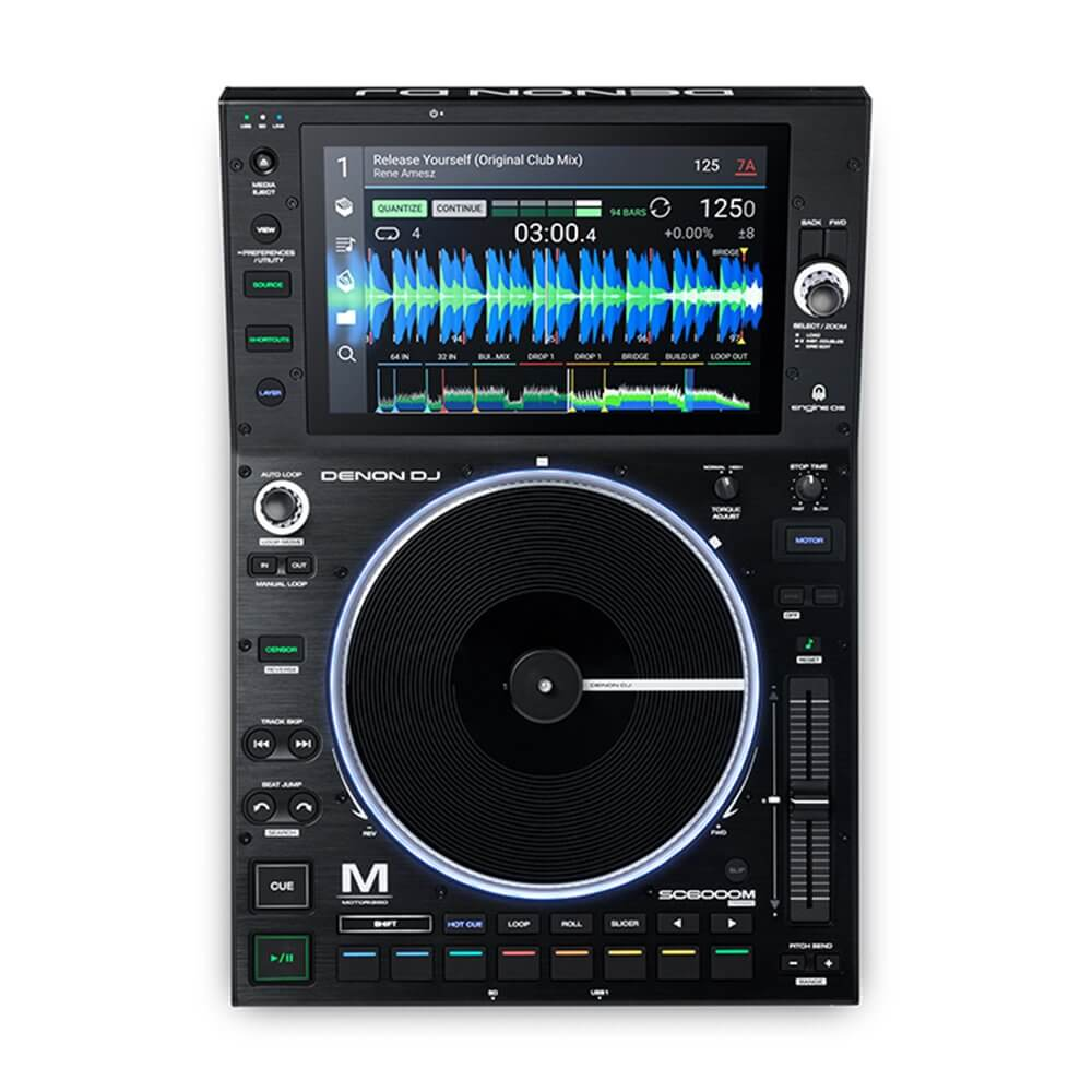 Denon DJ SC6000M Prime Media Player *coming soon*
