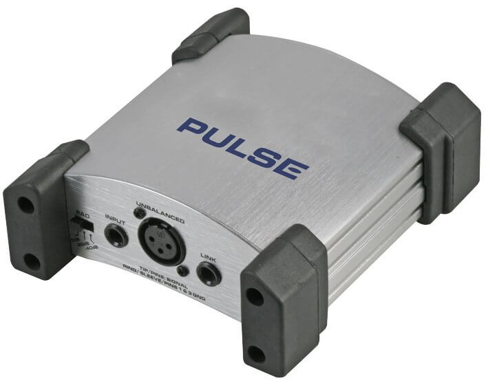 Pulse DIB-1A Active DI Box