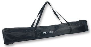 Pulse Single Speaker Stand Carry Bag Heavy Duty Black