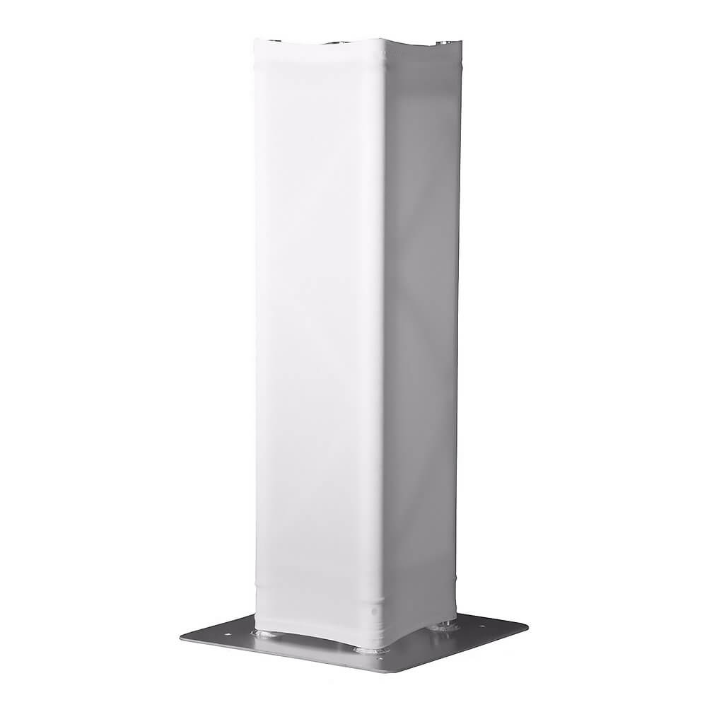 Duratruss White Lycra Sleeve Cover for Truss Podium(1m)