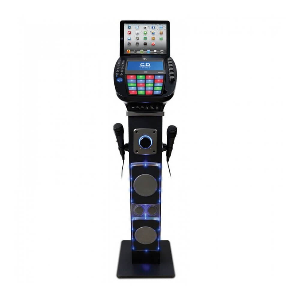 Easy Karaoke Bluetooth Pedestal inc Screen