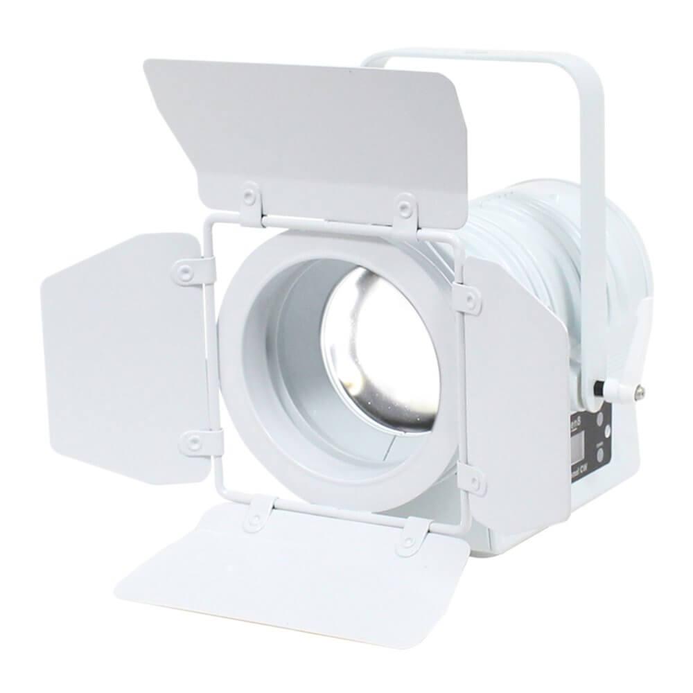eLumen8 60W Warm WhiteTheatre Fresnel (White Housing)