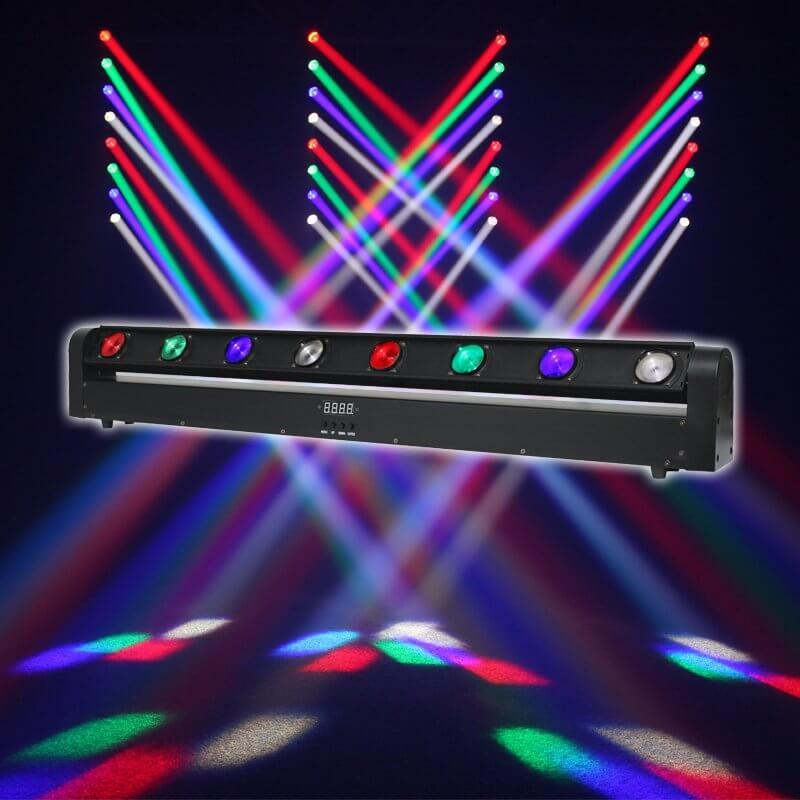 Equinox Swing Batten LED Beam Light Effect