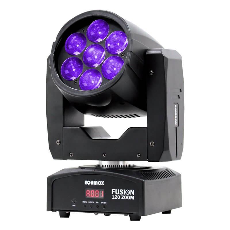 Equinox Fusion 120 Zoom