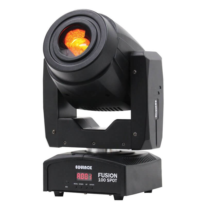 Equinox Fusion 100 Spot MKII (Black Housing)