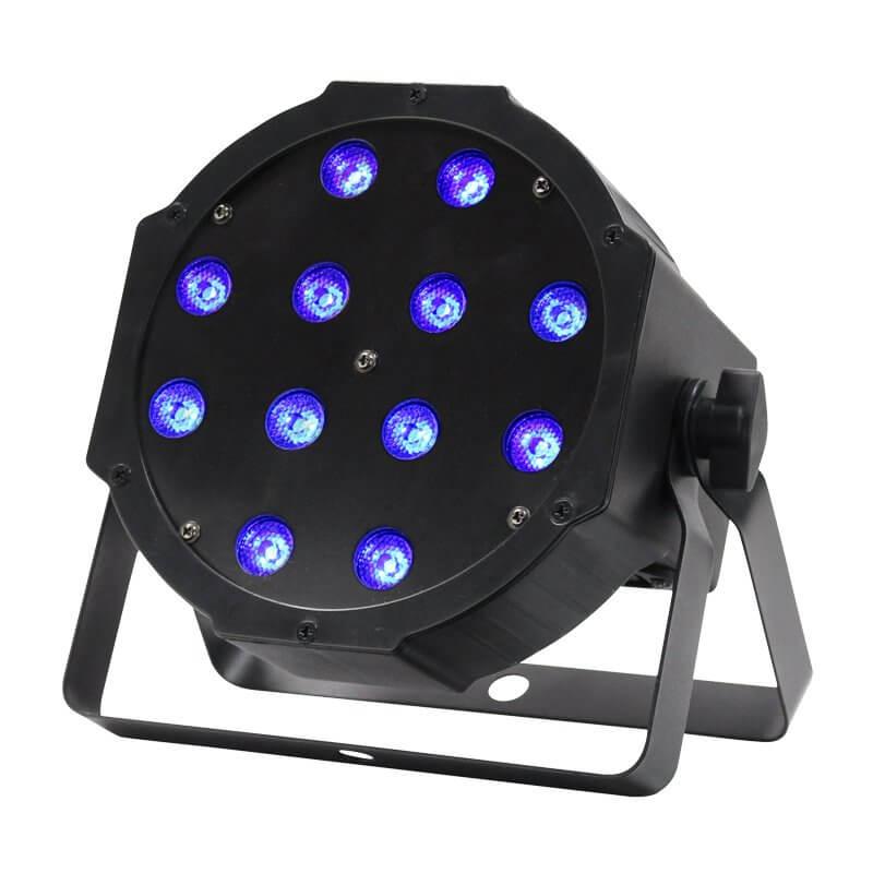 Equinox MaxiPar MKII Tri RGB 12 x 3W RGB LED DMX