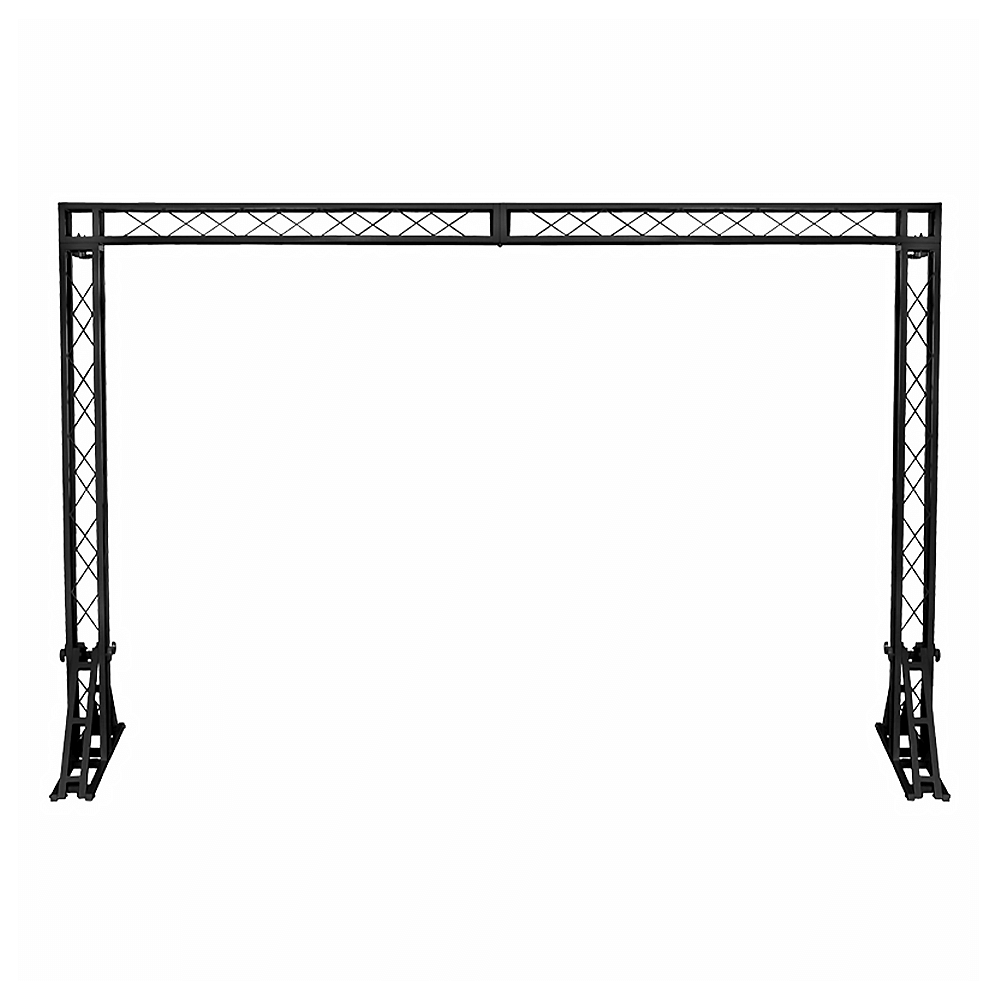 Equinox Black 3m x 2M Foldable Truss System