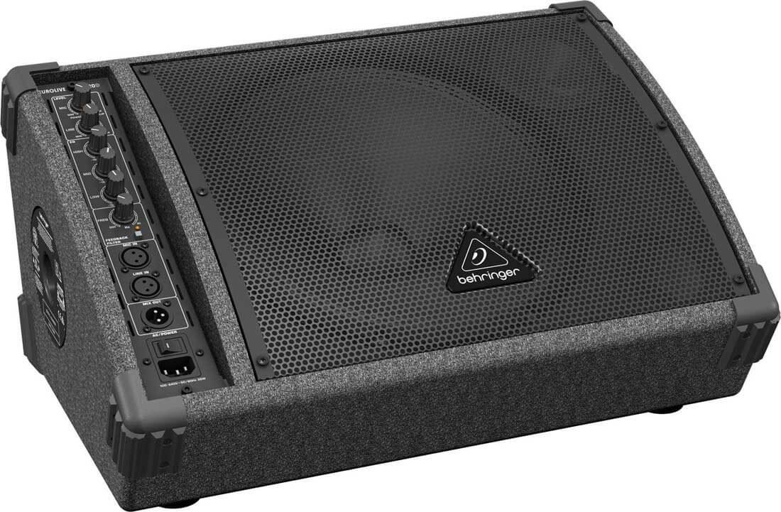 Behringer Eurolive F1220D 250W Wedge Active Monitor Foldback