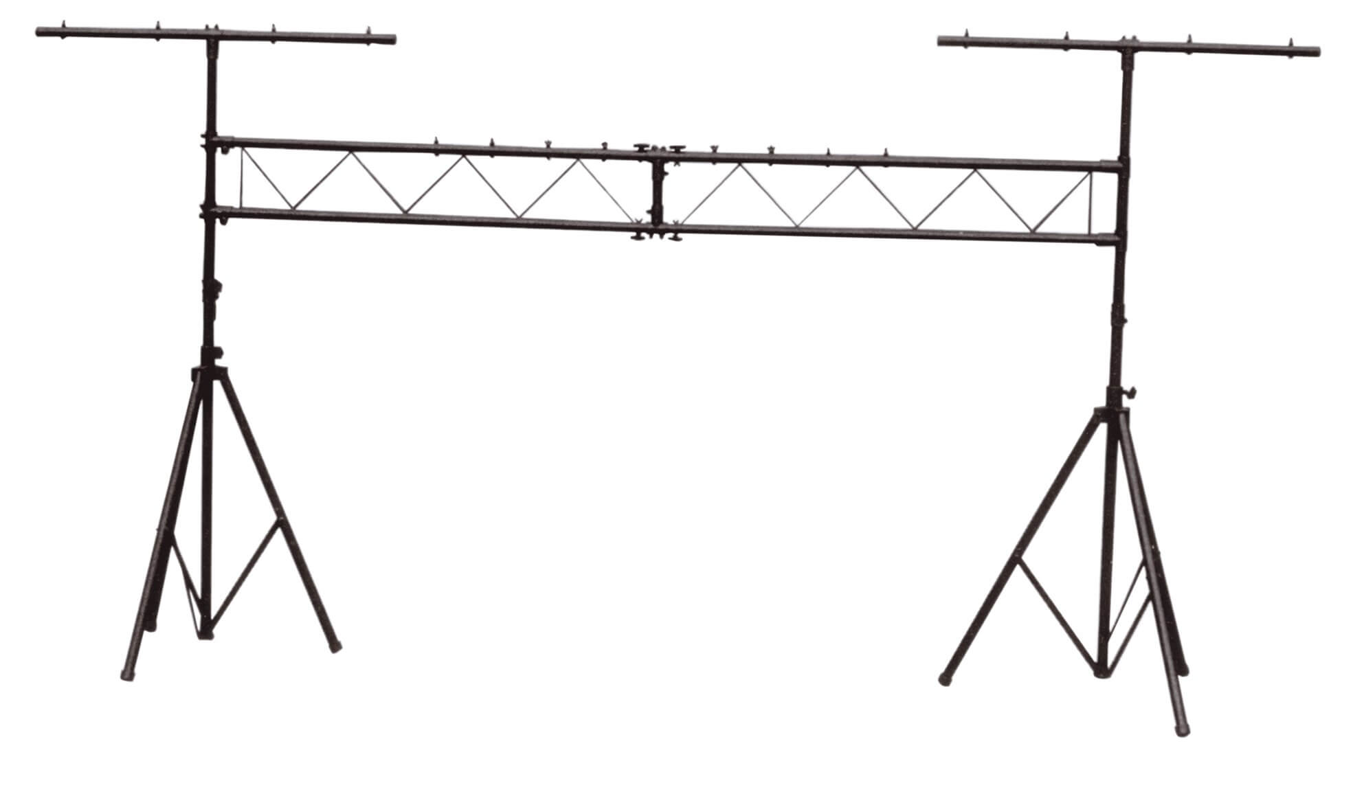 Soundlab Heavy Duty Trussing Bridge Goalpost Lighting Stand