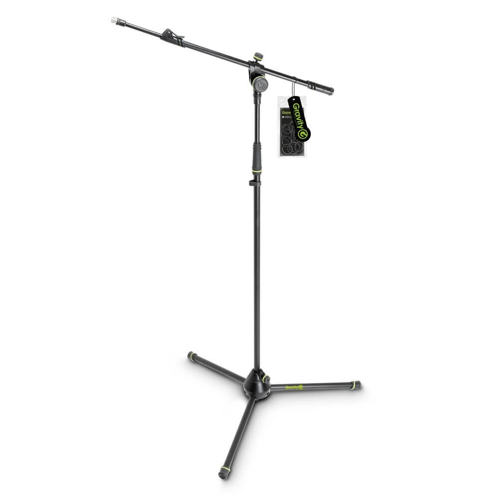 Gravity MS4322B Tripod Microphone Stand