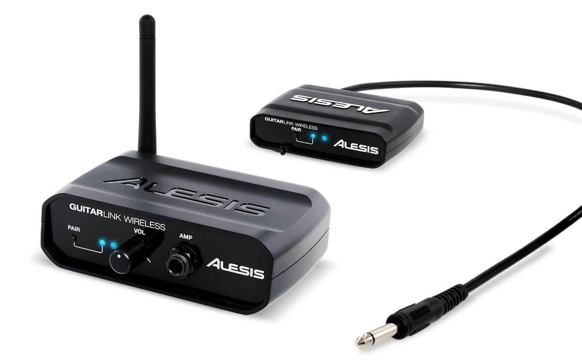 Alesis Guitarlink Wireless Digital Guitar Radio System