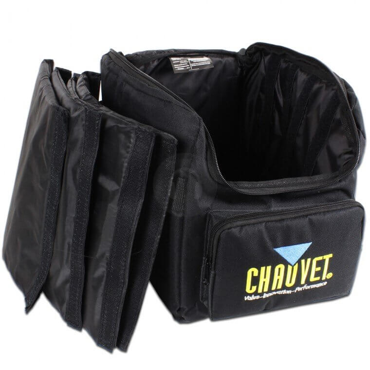Chauvet CHS-30 Padded Carry Case Gear Bag For PAR 64 LED Slim Can