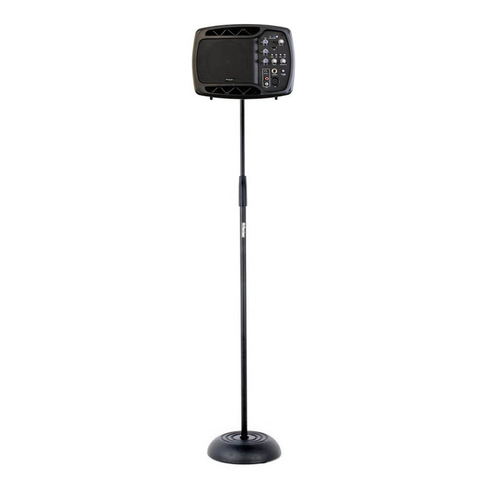 Ibiza Sound 150W Bluetooth Active Monitor Speaker inc. Microphone Stand