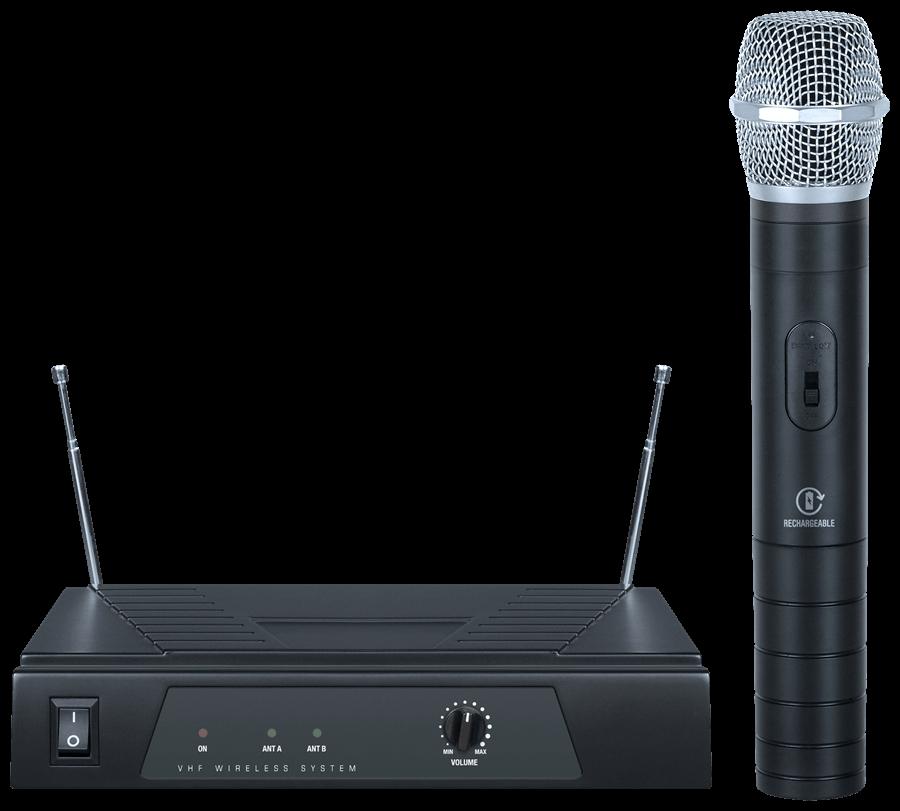 N46QR VHF Handheld Radio Wireless Microphone 174.5MHz