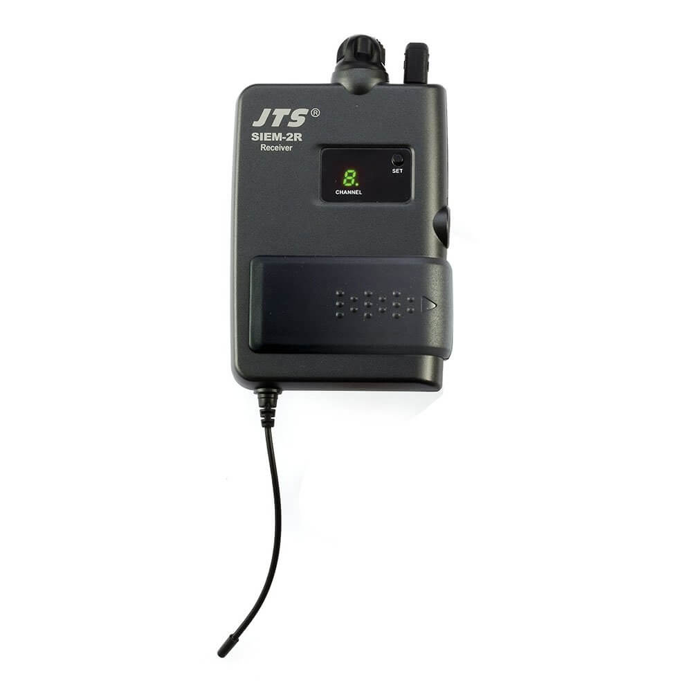 JTS SIEM-2 In Ear Monitoring Bodypack Receiver (Channel 70)