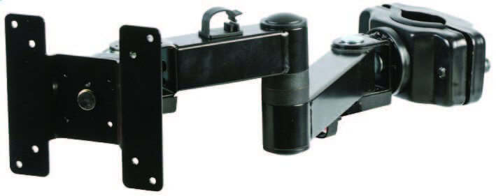 Pulse LCD Long Reach Dual Arm TFT LCD Screen Mount