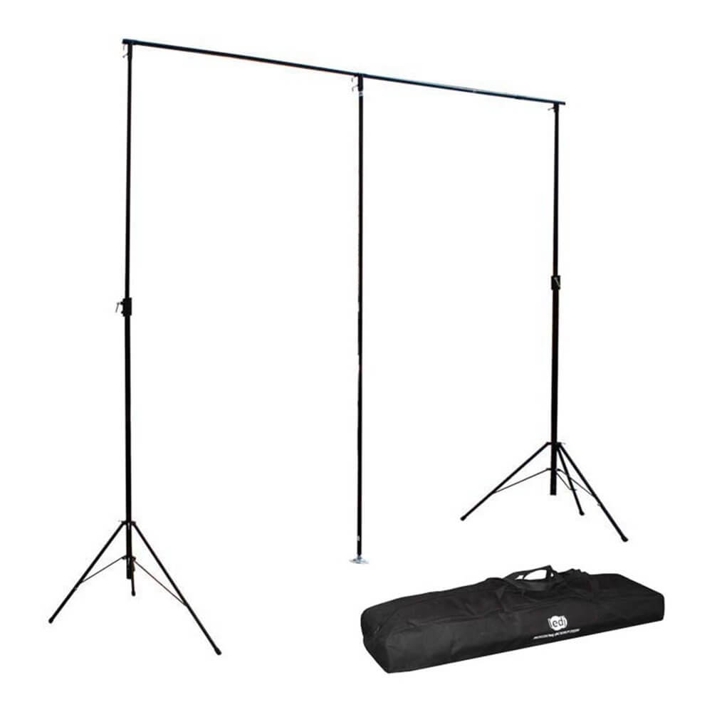 LEDJ 6m x 3m Starcloth Stand inc. Transport Bag