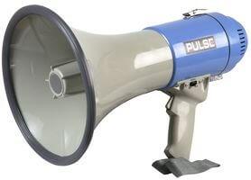 Pulse 25w Megaphone
