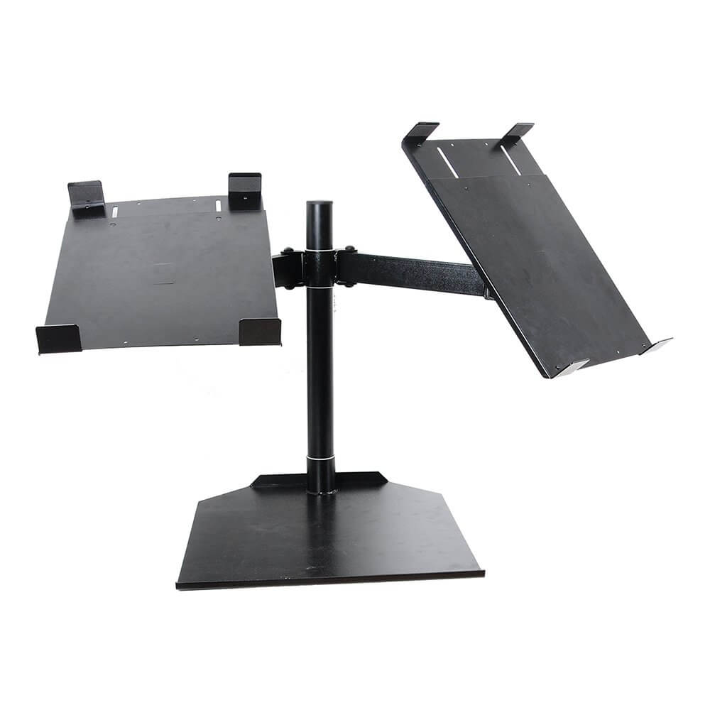 NovoPro CDJ Dual Table Stand for CD Player