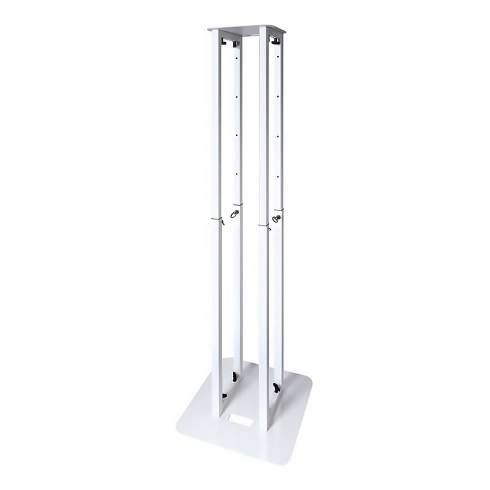 NovoPro PS1XXL Height Adjustable Podium Stand Plinth inc Scrims