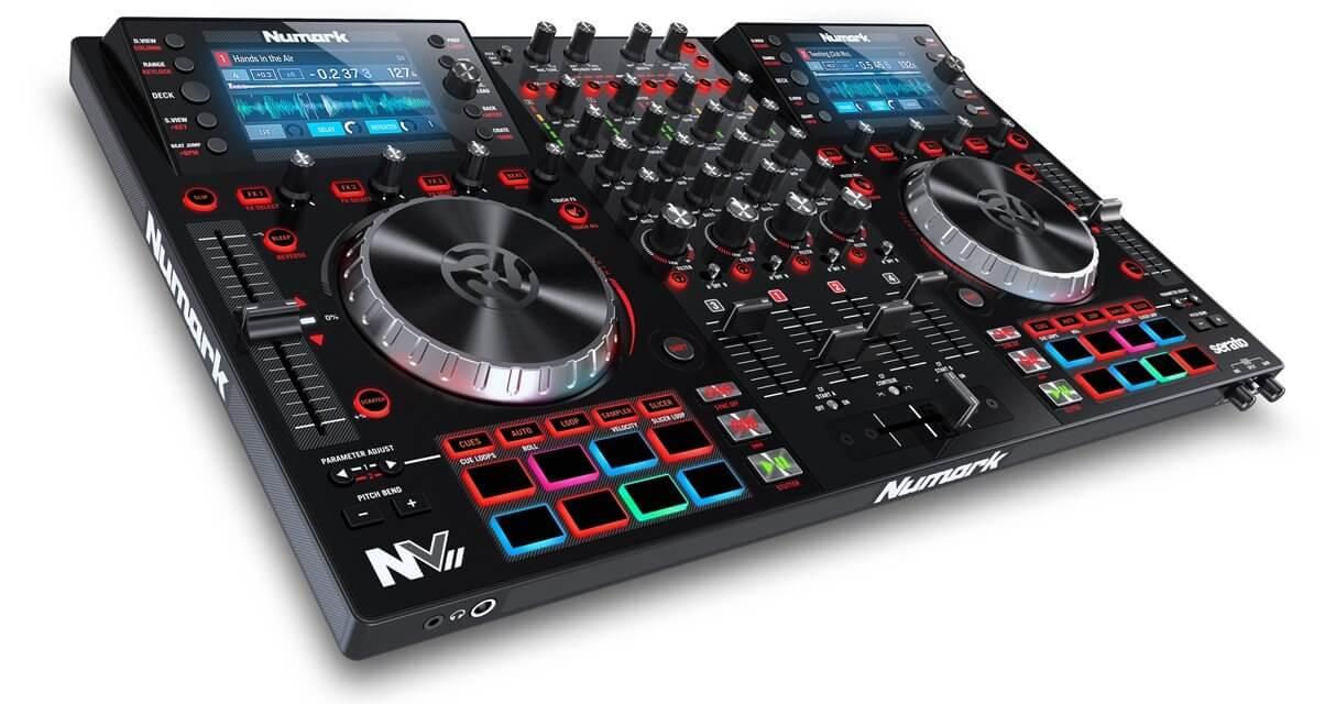 Numark NV MKII Intelligent DJ Controller