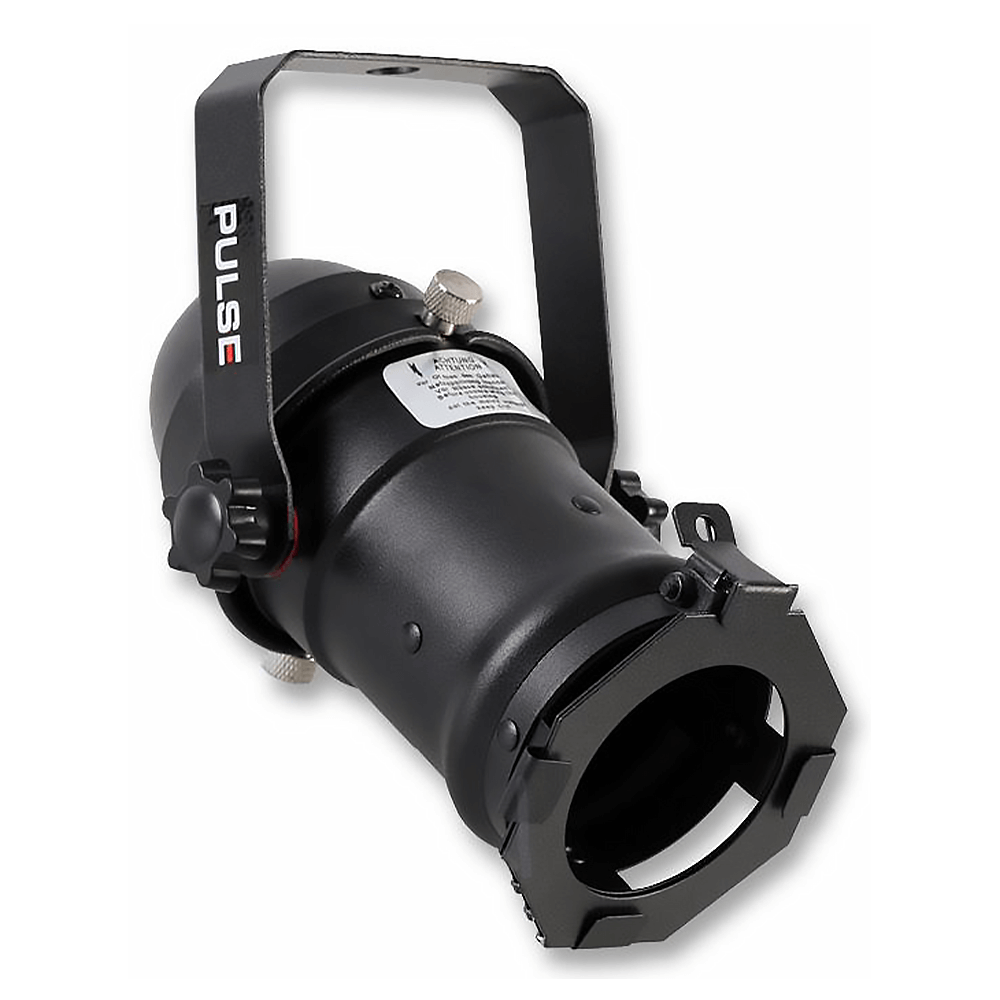 Pulse PAR16 240V Spotlight (Black)