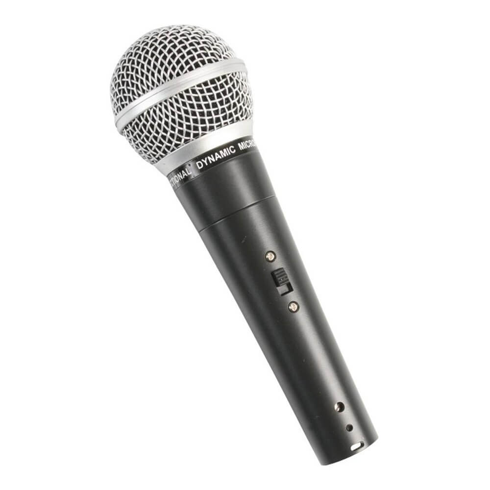 Pulse Dynamic Vocal Switched Handheld Microphone