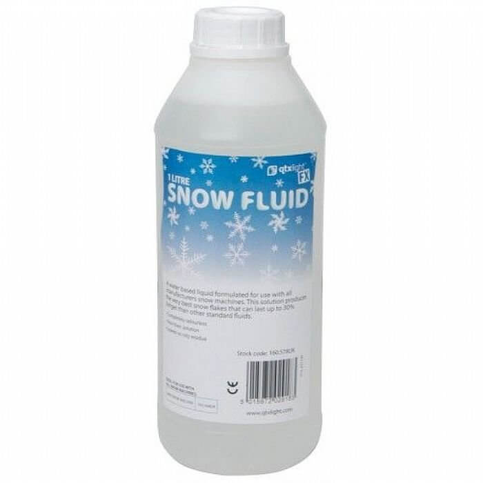 QTX Snow Fluid 1 Litre
