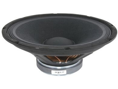 "QTX Sound 15"" Driver for QR Speaker 500W"