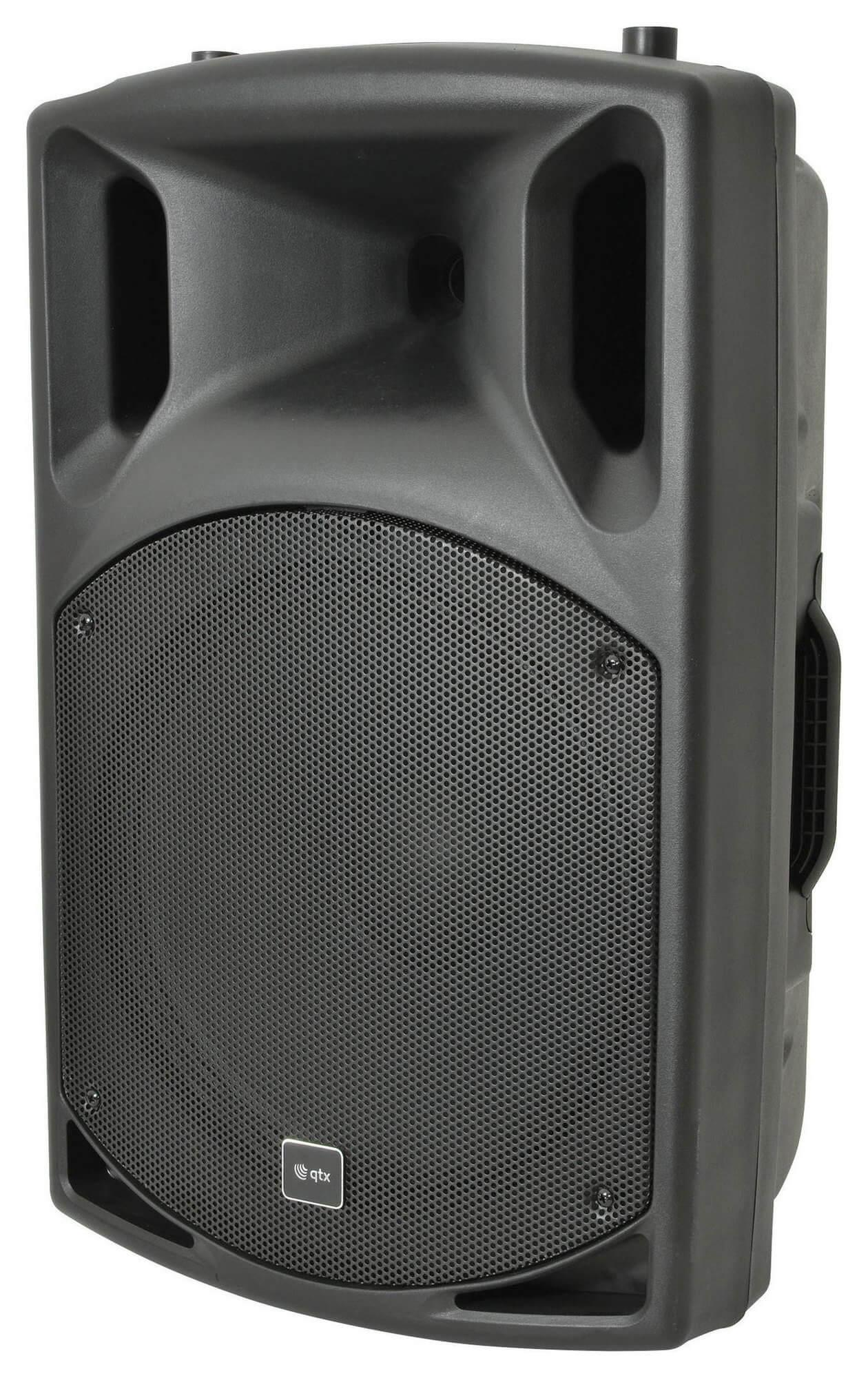 QTX QX15A Active PA Speaker 500W