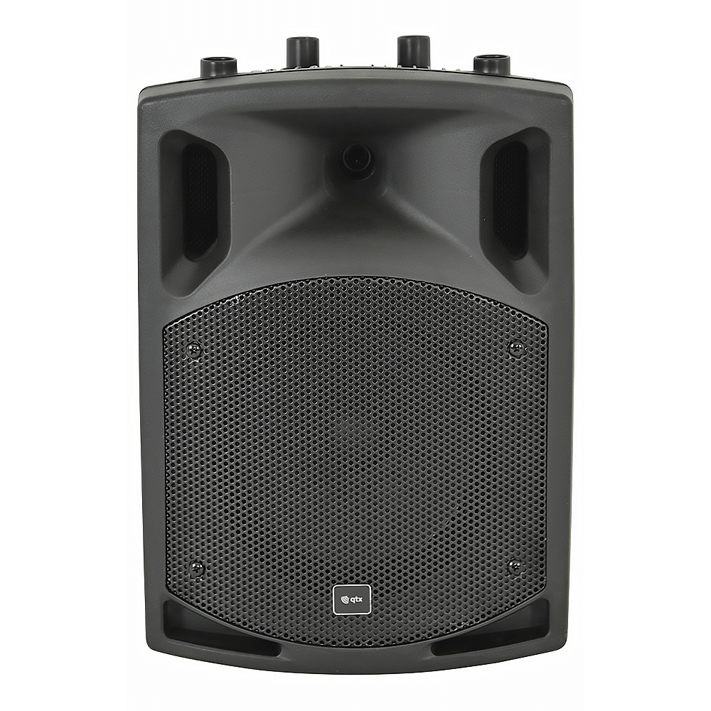 "QTX QX8BT Active Powered 8"" 200W Bluetooth Speaker"