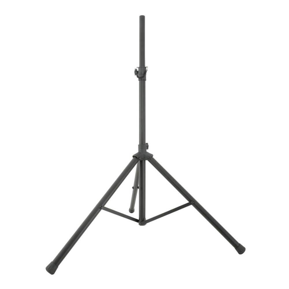 QTX Steel Tripod Speaker Stand  (Black)