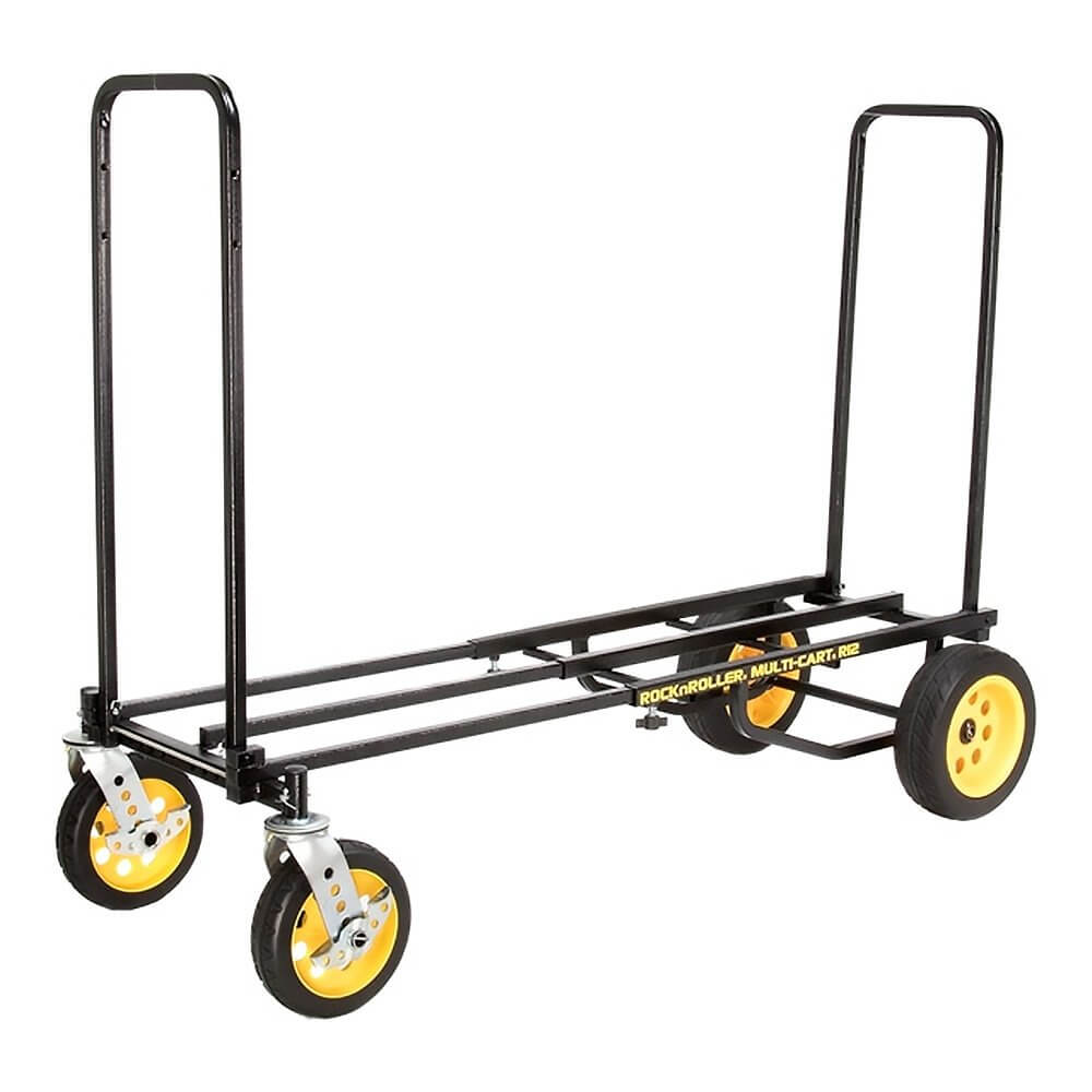 Rock N Roller R12RT Multi Cart Equipment Trolley