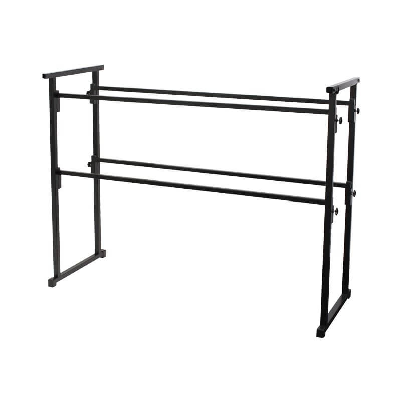 Simply Sound & Lighting 4ft Deck Stand Metal Black