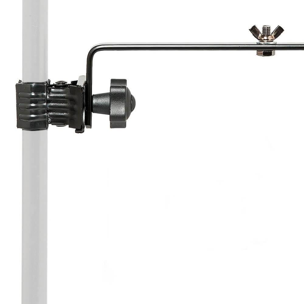 Stagg Short Light Bracket Holder for Single Light Fixture DJ Disco Adaptor Lighting