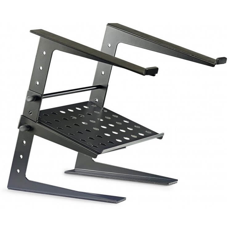Stagg DJS-LT20 DJ Laptop Stand + Lower Shelf