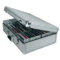 Citronic Aluminium CD Flight Case 127.066
