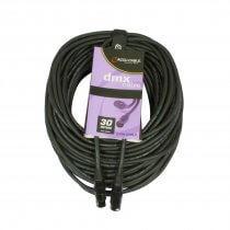 Accu-Cable AC-DMX5/30 5 p. XLR m/5 p. XLR f 30m DMX