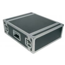 "Citronic 19"" Flightcase 4U Rack Case"