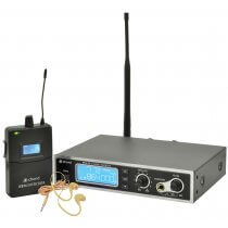 Chord IEM16 V2 UHF IN EAR MONITORING SYSTEM IEM WIRELESS