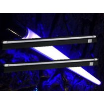 2x Showtec Powerful LED UV Tube (1.2m)