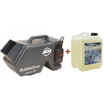 ADJ Bubbletron Bubble Machine inc. Remote and 5L Fluid