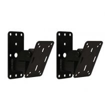 2x DAP Heavy Duty Speaker Wall Bracket