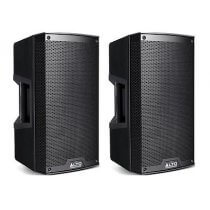 "2x Alto Professional 1100w 10"" 2-Way Active Speakers"