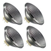 4x Omnilux PAR56 REPLACEMENT NARROW SPOT LAMPS